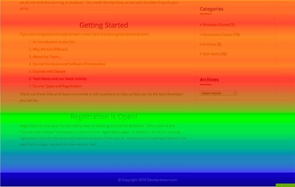 heatmap tools