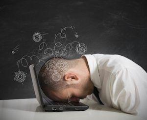 Losing Sleep over stress